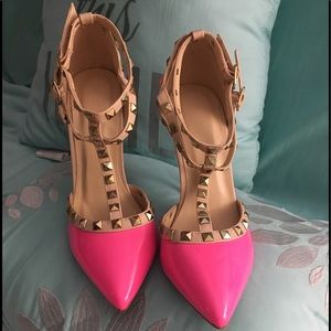 Beautiful Barbie like shoes